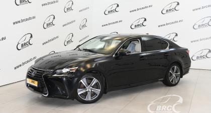 Lexus GS 300 Hybrid Automatas