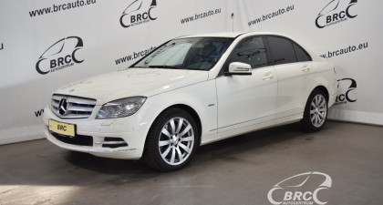 Mercedes-Benz C 350 CDi BlueEfficiency A/T
