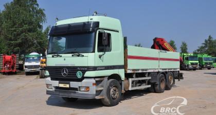 Mercedes-Benz 2543 PK17000