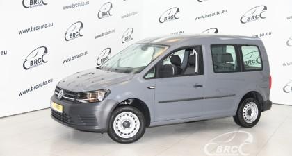 Volkswagen Caddy 2.0 TDI Combi
