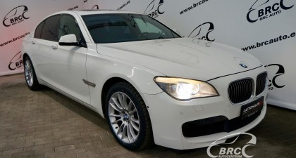 BMW 740 M-Package Shadowline