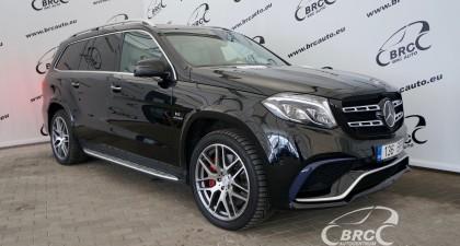 Mercedes-Benz GLS  63 AMG 4MATIC