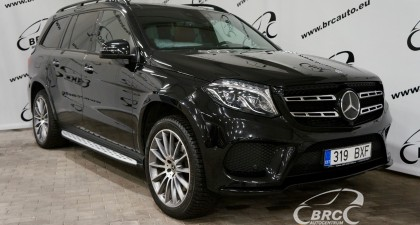 Mercedes-Benz GLS  350 AMG Night Package 4MATIC
