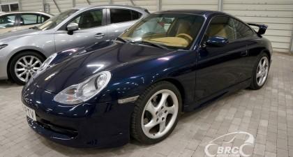 Porsche Carrera Coupe 996