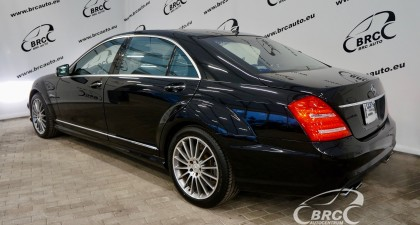 Mercedes-Benz S 63 AMG Long Facelift 2Look Edition