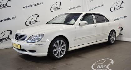 Mercedes-Benz S 55 AMG