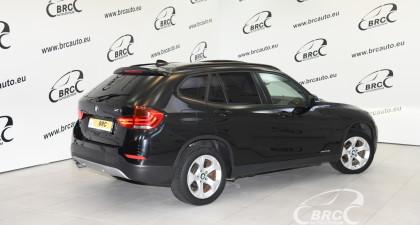 BMW X1 Xdrive 20d Automatas