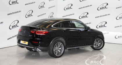 Mercedes-Benz GLC 220 Coupe 4MATIC 9G-Tronic AMG