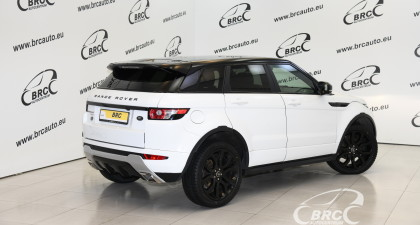 Land Rover Range Rover Evoque SD4 Automatas