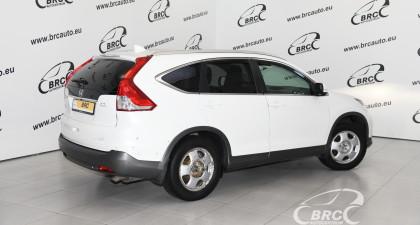 Honda CR-V 2.0 i-VTEC Dujos 4WD Automatas