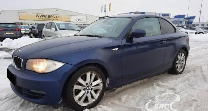 BMW 118 d Coupe Automatas