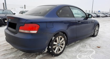 BMW 118 d Coupe Automatas