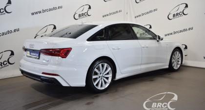 Audi A6 Limousine 55 TFSi Quattro S-Line