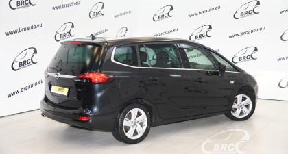 Opel Zafira 2.0 CDTI Automatas