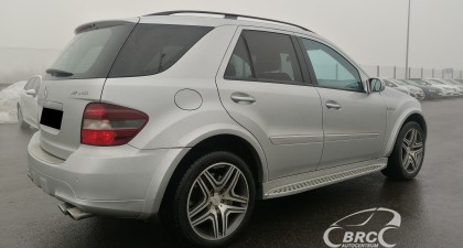 Mercedes-Benz ML 63 AMG AMG Automatas
