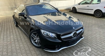 Mercedes-Benz S 500 Coupe 9G-TRONIC 4Matic AMG-Line