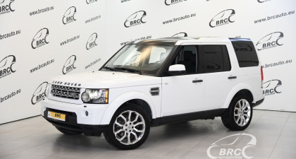 Land Rover Discovery 3.0 TDV6 Automatas