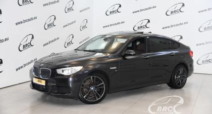 BMW 520 Gran Turismo Diesel M-sport Automatas