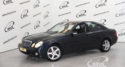 Mercedes-Benz E 240 Classic Automatas