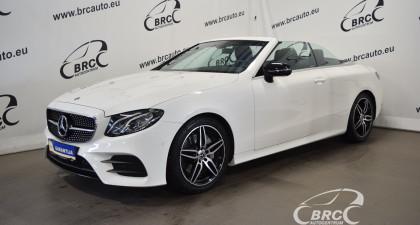 Mercedes-Benz E 200 Cabriolet A/T