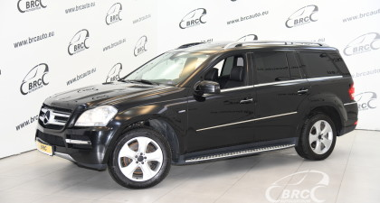 Mercedes-Benz GL 350 CDI 4Matic Blue Efficiency Automatas