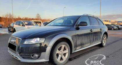 Audi A4 Allroad 2.0 TDI Quattro Avant