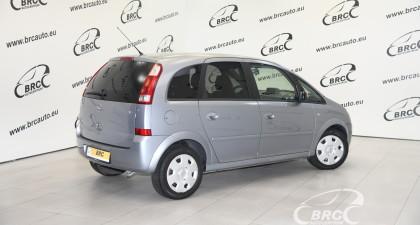 Opel Meriva 1.6i Automatas
