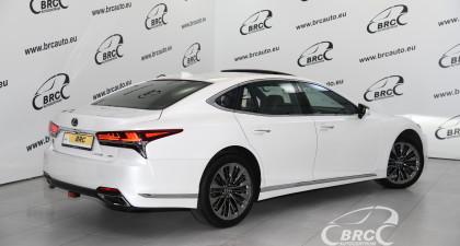 Lexus LS 500 3.5 V6 AWD