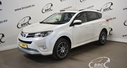 Toyota RAV 4 Executive AWD A/T