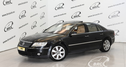 Volkswagen Phaeton 5.0 V10 TDI 4Motion Automatas