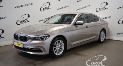 BMW 530 D xDrive Luxury Line