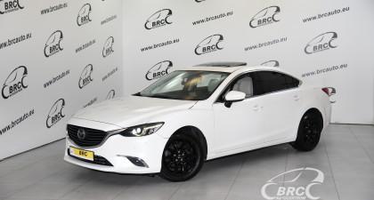 Mazda 6 2.2d Skyactive