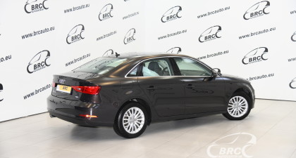 Audi A3 1.6 TDI S-Tronic Ambiente Automatas