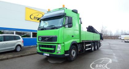 Volvo FH ar Krānu 23m