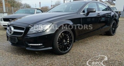 Mercedes-Benz CLS 500 4Matic BlueEFFICIENCY 7G-TRONIC