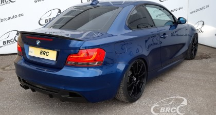 BMW 120 d M Performance Power Kit