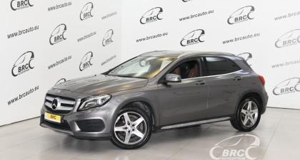 Mercedes-Benz GLA 200 CDI 4Matic AMG-Line Automatas