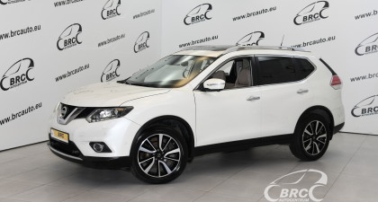 Nissan X-Trail 1.6 dCi Automatas