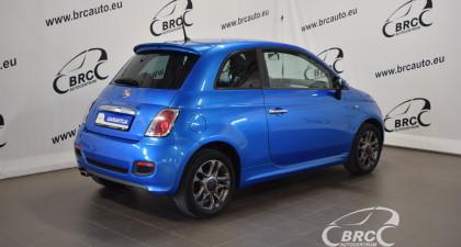 Fiat 500 S A/T