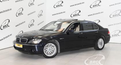 BMW 760 Li Individual Automatas
