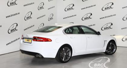 Jaguar XF Automatas