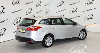 Ford Focus 2.0 TDCi Turnier Automatas