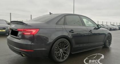 Audi A4 2.0 T Quattro Automatas