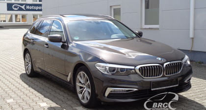 BMW 520 d Luxury Line Automatas