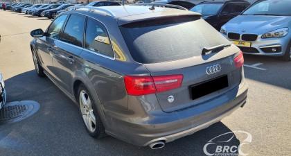 Audi A6 Allroad Quattro Automatas