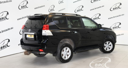 Toyota Land Cruiser 3.0 D4D AT Luxury Automatas