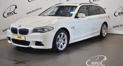 BMW 525 D Touring X drive M-Paket