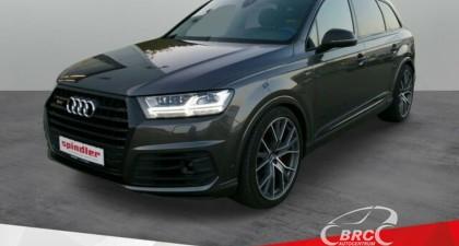 Audi SQ7 4.0 TDI Quattro Automotas