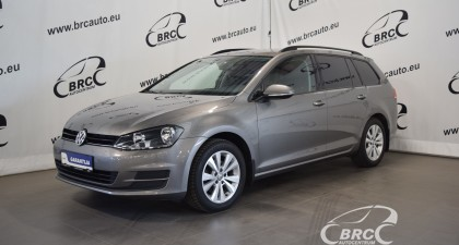 Volkswagen Golf Variant TSi DSG Bluemotion