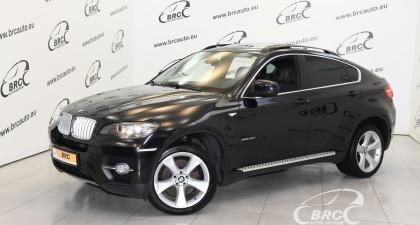 BMW X6 xDrive35d Automatas